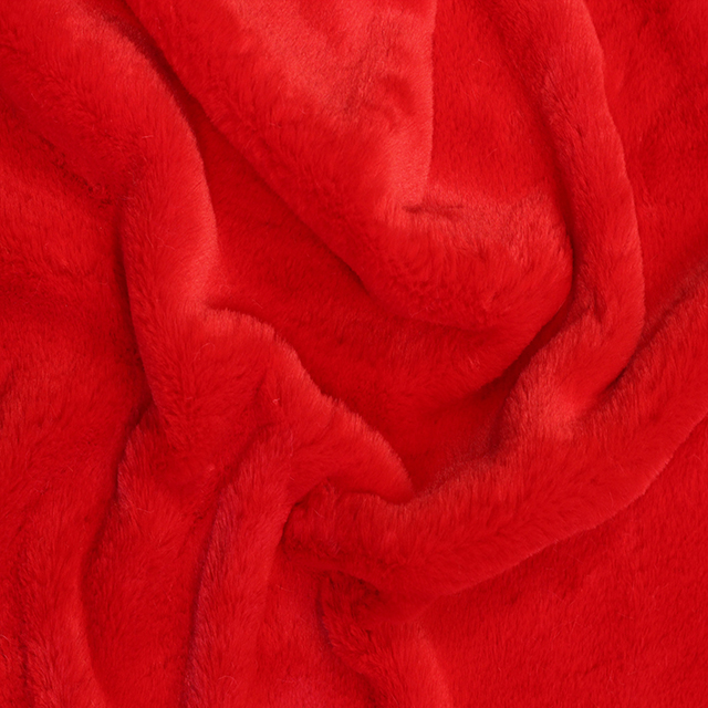 SG-400 Artificial Fur (Red)